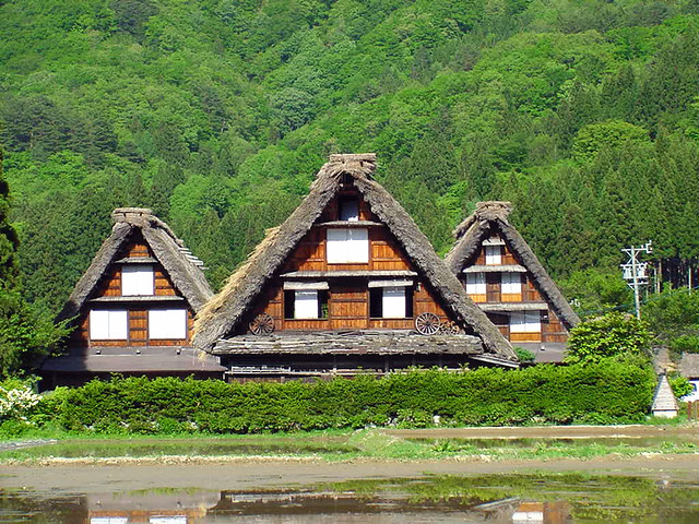 Shirakawago (白川郷)