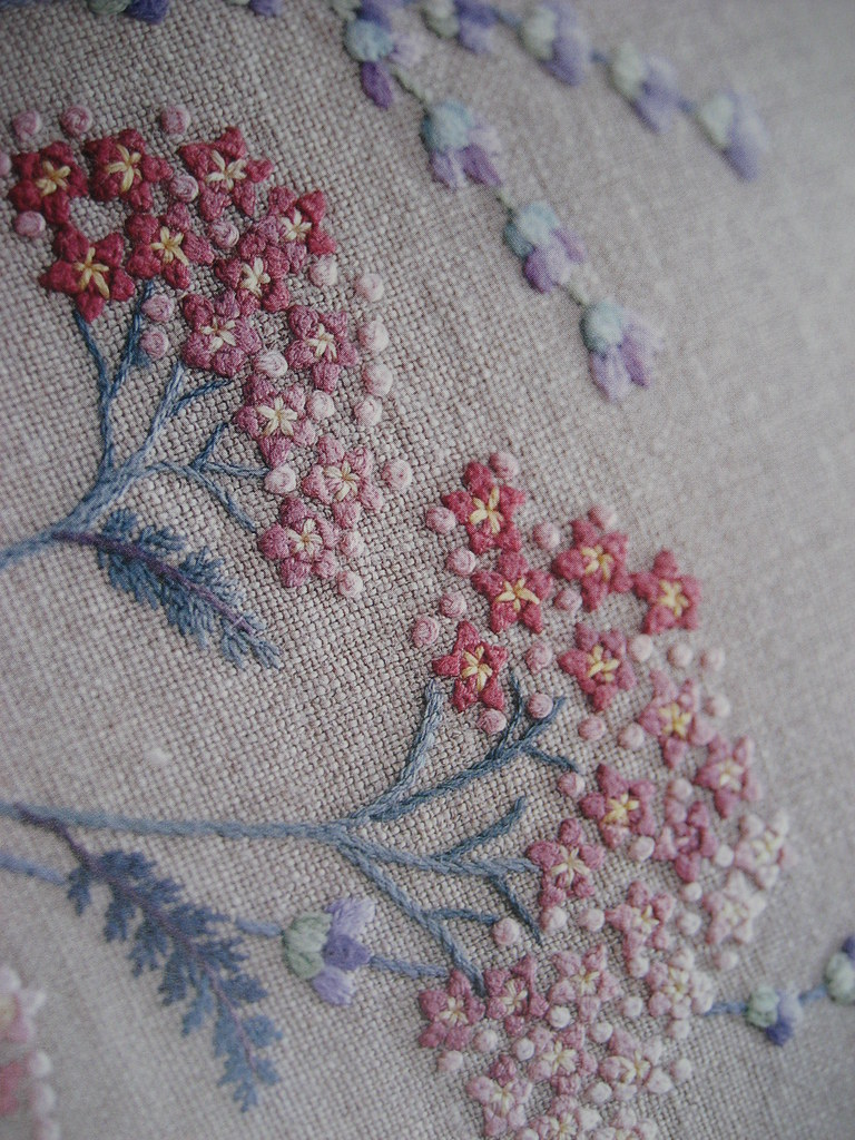Japanese Embroidery Book Lauraknosp Flickr