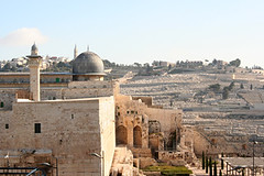 Jerusalem, view on mount of olives | by Gret@Lorenz