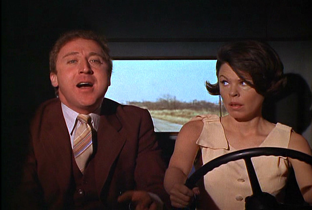 Bonnie And Clyde Car >> Bonnie and Clyde (1967)   Gene Wilder (as Eugene Grizzard) i…   Flickr