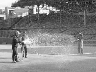 wrigley infield wash 2 | by 5150fantast