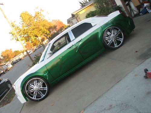 Custom Chrysler 300c Custom Lamborghini Doors