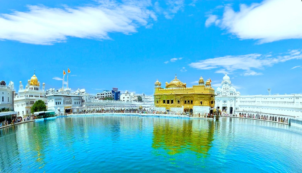 Darbar sahib golden temple amritsar punjab india flickr - Golden temple images hd download ...