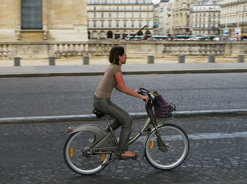 Copenhagen Cycle Chic Goes To Paris | by Mikael Colville-Andersen