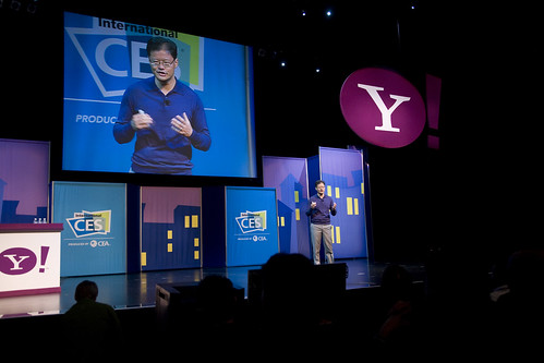 Jerry Yang larger than life | by Yahoo Inc
