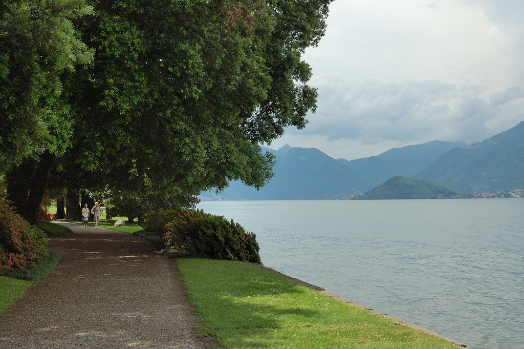 Villa Melzi, Lago Como