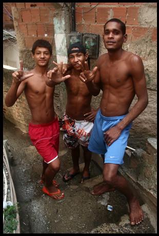 Los Pibes Da Favela Alta Onda Os Garotos Nachik
