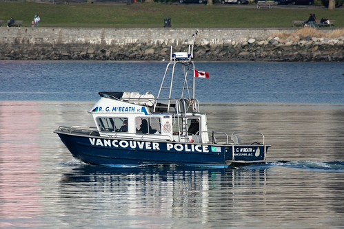 Vancouver Police Boat - R.G. McBeath VC | by rog45