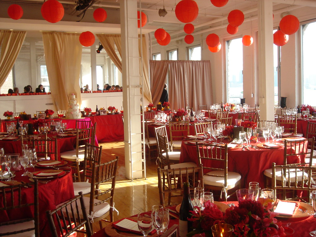 Chinese wedding banquet by saffron michelson studio
