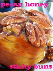 pecan honey sticky buns | by awhiskandaspoon