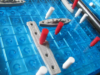 Battleship game | by !Oh la la! / joyas . Juana Ortiz