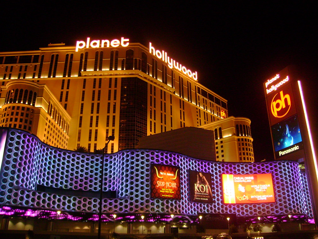 Planet Hollywood Casino Room Rates