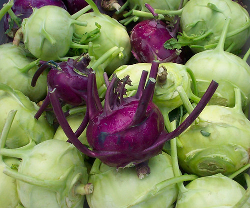 kohlrabi | by Lawrence Farmers' Market