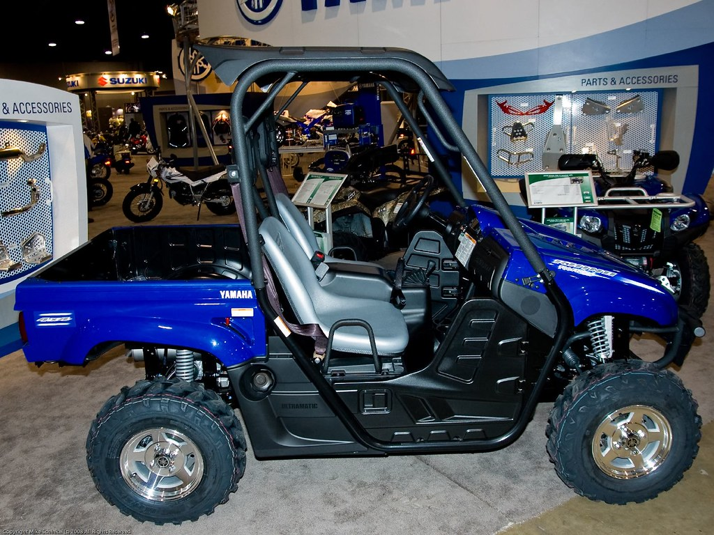 2008 yamaha rhino 700 fi automatic 4x4 special edition for 2008 yamaha rhino 700