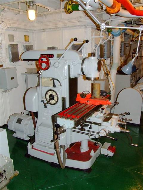 c and e machine shop