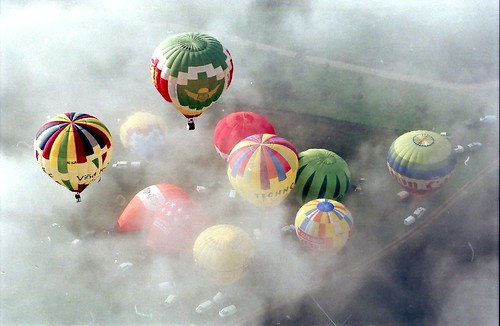 Hot air balloon festival II | by J Manuel