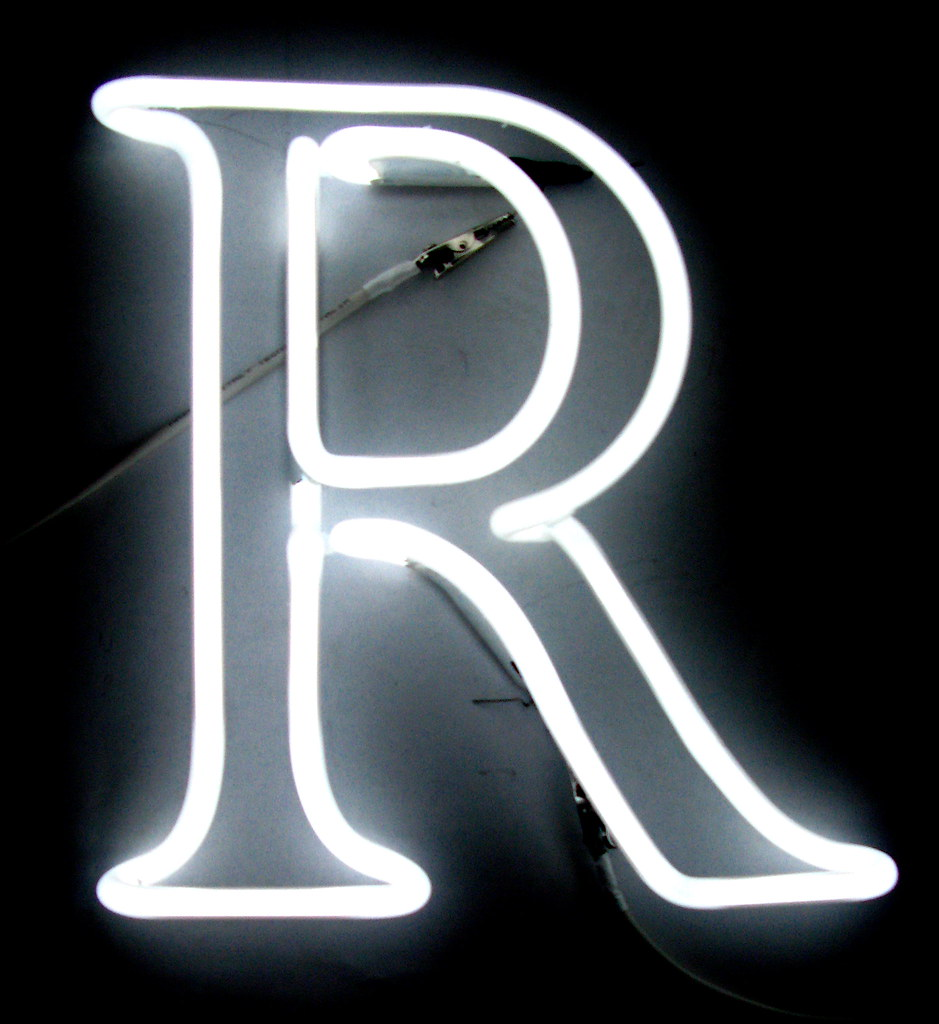 The Letter R 10 5