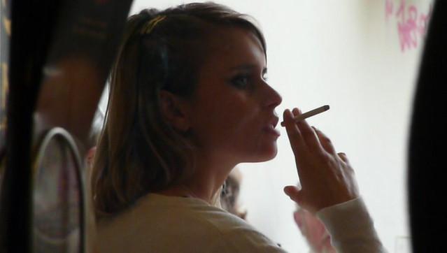 smoking candid female flickr smoke recent