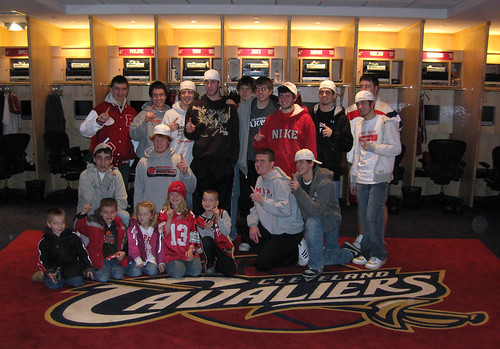 Cavs Locker Room  The Team Poses In The Cavs Locker Room. Living Room Furniture Sets For Cheap. Decorative Lockers. Large Sailboat Decor. Bow And Arrow Decor. Country Italian Decor. Rave Decorations. Bassett Dining Room Furniture. Where To Buy Baby Shower Decorations