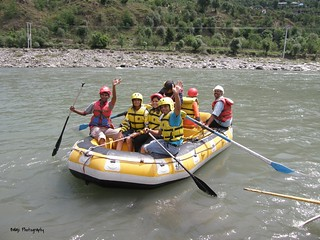 Water Rafting in River Beas  16000 Plus Views | by Balaji Photography - 2,900,000 Views and Growing