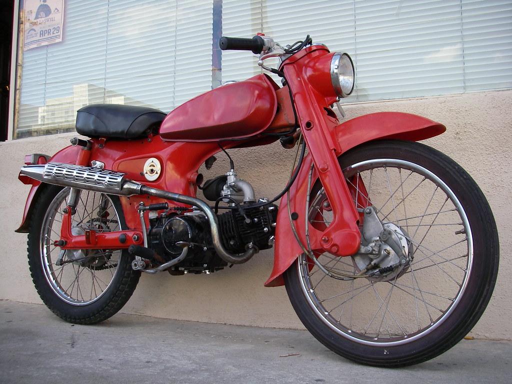 Cafe Racer Vintage