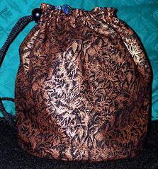 Knit2 Bag (Copper)