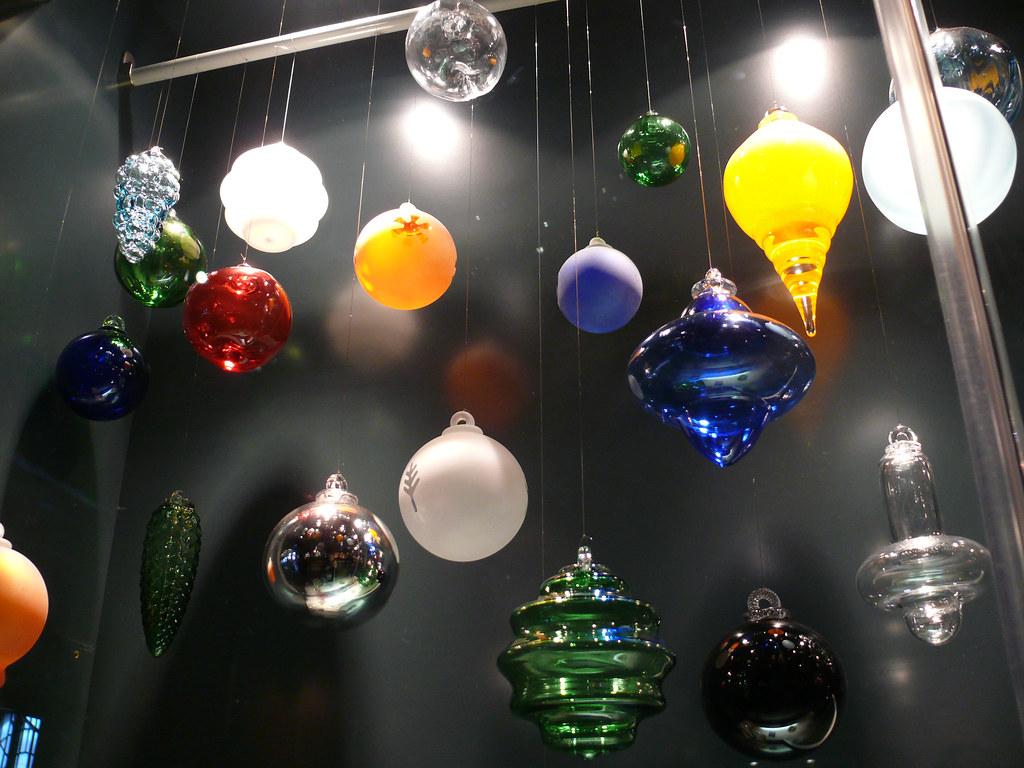 Aller acheter des boules de no l meisenthal flickr - Boules de noel meisenthal ...