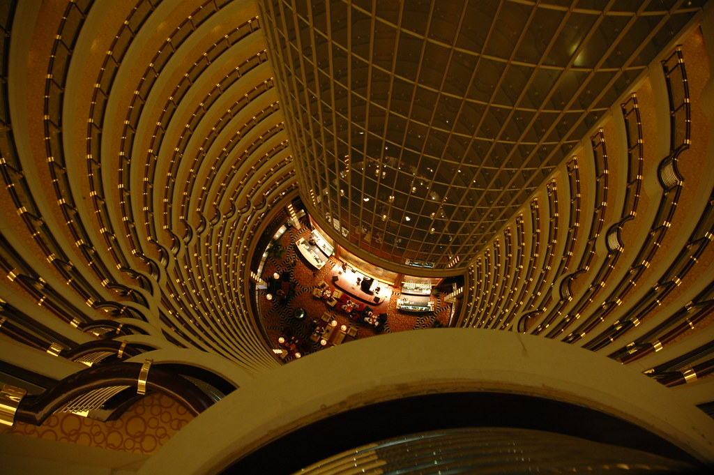 Swimming To Shanghai The Jin Mao Tower Includes A