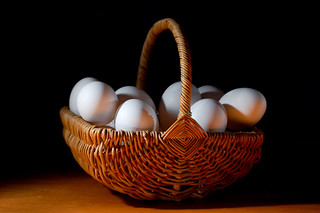 Putting all your eggs in one basket! | by Duck Hunter