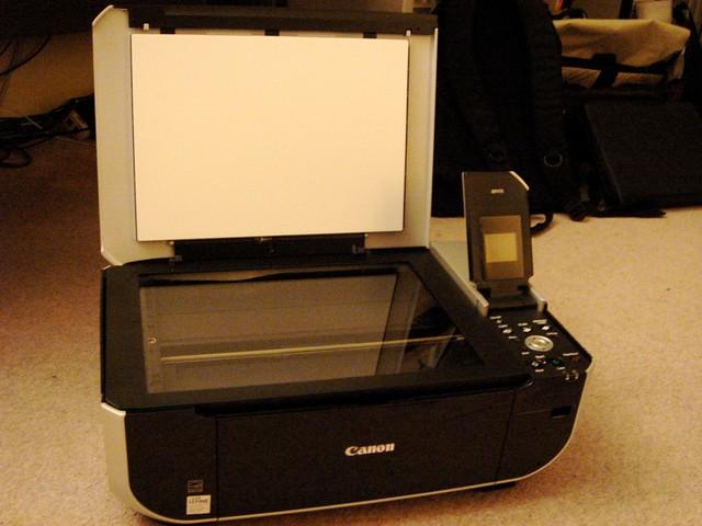 Canon PIXMA MP470 MP Printer 64 BIT Driver
