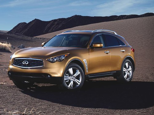 New 2009 Infiniti Fx Vehicle Introduction See The New 2 Flickr