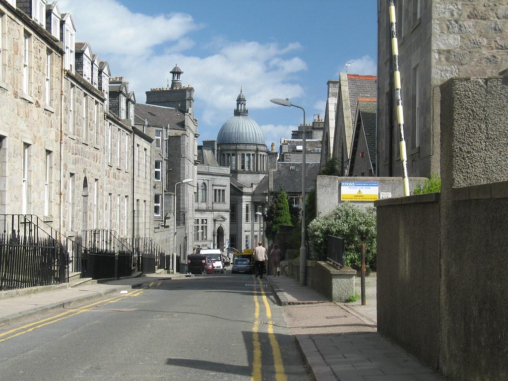 Aberdeen 415 skene terrace george anderson flickr for 48 skene terrace aberdeen