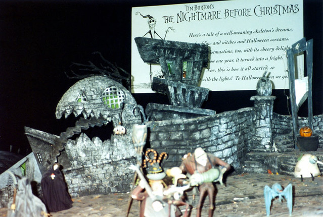 Nightmare Before Christmas Stop-Motion Puppets | I took thes… | Flickr