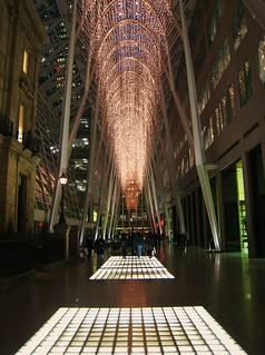 Christmas at BCE Toronto | by swisscan