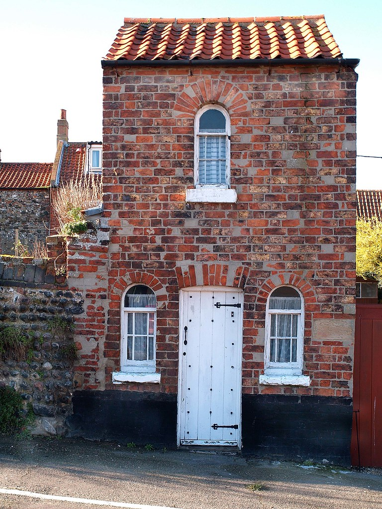 Wells next the sea fishermans cottage this is a one up one flickr - The fishermans cottage ...