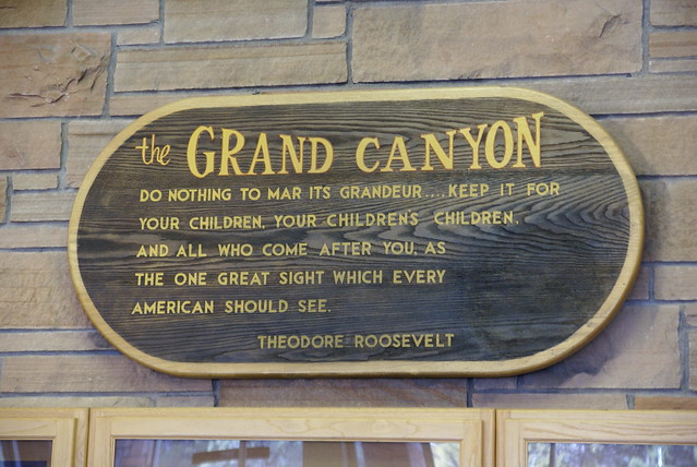 Theodore Roosevelt Quote about the Grand Canyon | Flickr ... Theodore Roosevelt Grand Canyon Quote
