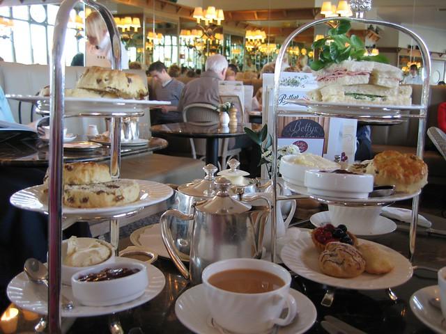 Betty S Tea Room Yorkk