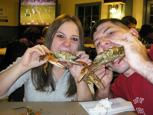 Crazed Crab Eaters | by Mountain Visions