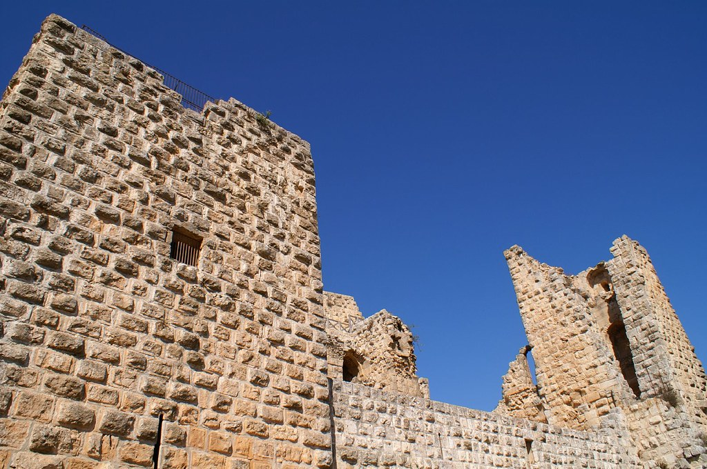 QALA'AT AR-RABAD GIORDANIA   Flickr - Photo Sharing!