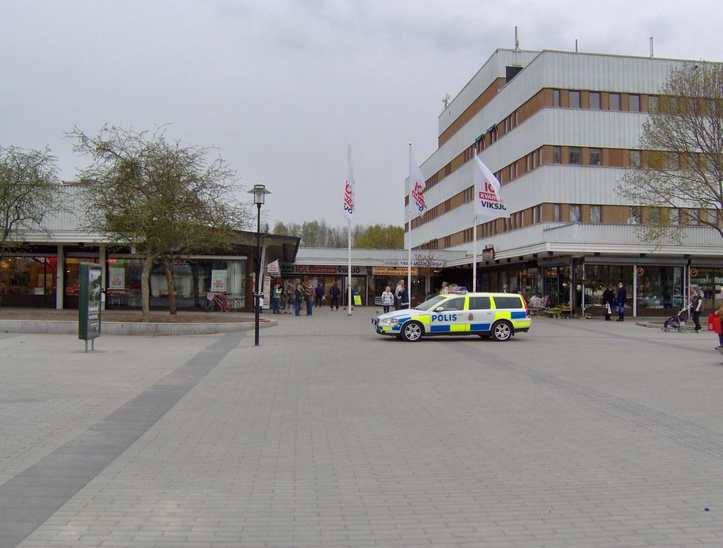 frisör viksjö centrum
