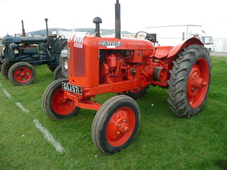 Nuffield Tractor | by Terry Wha