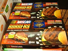 NASCAR burger. | by Stronger than Dirt