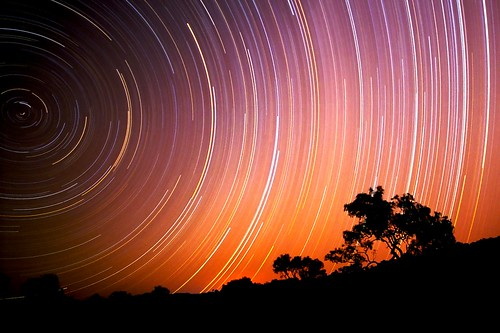 Night Sky in the Outback | by spinfly