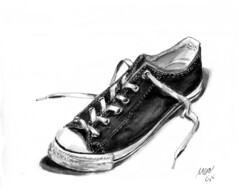 Challenge #1 - Draw a Shoe | by Mellanie_C