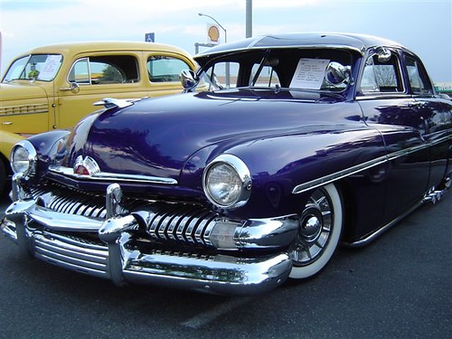 Beautiful 51 Mercury Quot Tons Of Chrome Quot And 1957