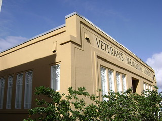 Veterans Memorial Library - St Cloud - South and Main Facade | by jadalles1533