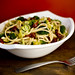 Spicy Lemon Pepper Pasta with Broccoli