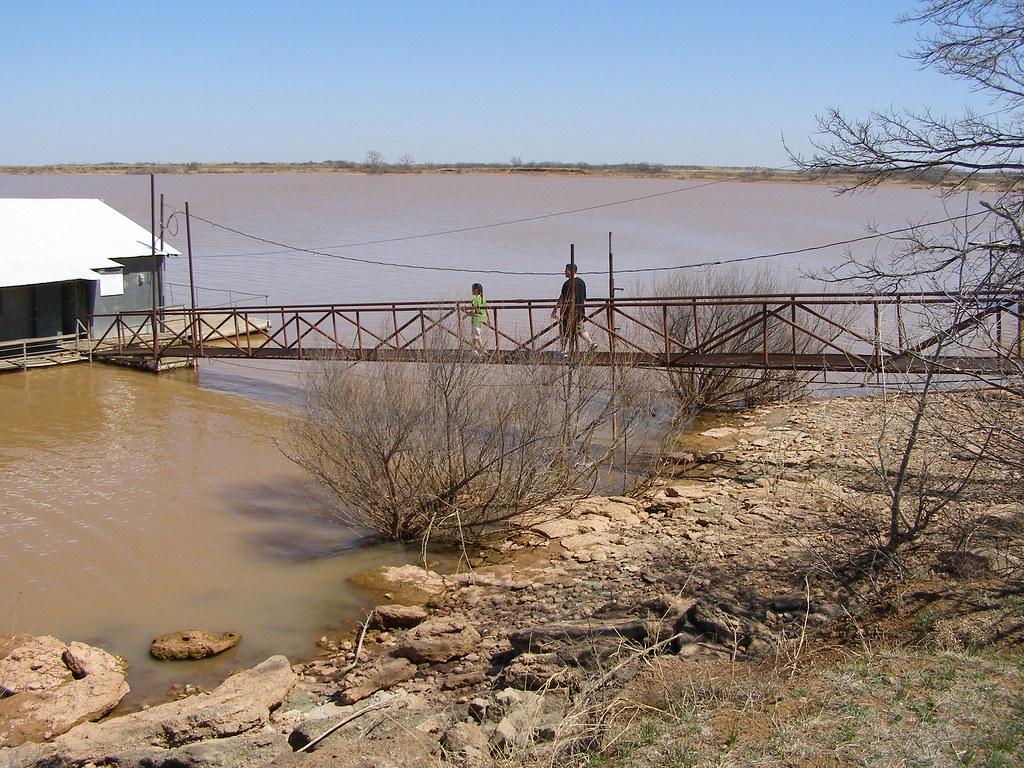 The Fishing Barge | Taken at Lake Kickapoo, TX. | Jason Hunter | Flickr