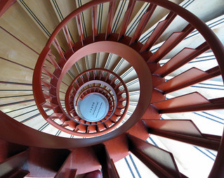 DNA Spiral Staircase | by Ruth and Dave