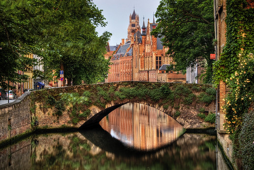 good morning bruges | by Wolfgang Staudt